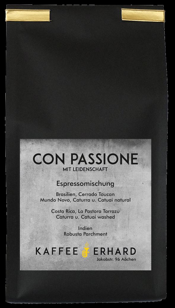 CON PASSIONE
